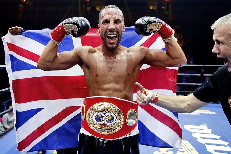British boxing champion James DeGale has a hair transplant at the British Hair Clinic